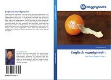 Englisch mundgerecht的封面