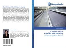 Buchcover von Konflikte und Konfliktbearbeitung
