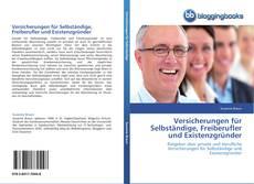 Buchcover von Versicherungen für Selbständige, Freiberufler und Existenzgründer