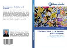 Buchcover von Sammelsurium – Ein Stöber- und Leseblook