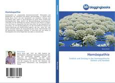 Bookcover of Homöopathie