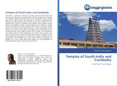 Copertina di Temples of South India and Cambodia