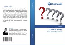 Bookcover of Scientific Sense