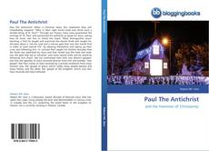 Paul The Antichrist kitap kapağı