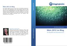 Bookcover of Mein 2012 im Blog