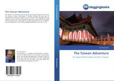 The Taiwan Adventure kitap kapağı