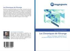Bookcover of Les Chroniques de l'Etrange