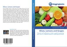 Capa do livro de Olives, Lemons and Grapes