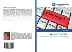 Portada del libro de Vorsicht, Statistik!