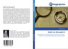 Welt im Wandel II kitap kapağı
