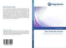 Buchcover von Das Ende der Suche