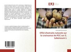 Bookcover of Effet d' extraits naturels sur la croissance de PCC sur S. tuberosum L