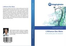 Bookcover of L'Alliance Des Mots