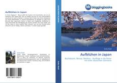 Capa do livro de Aufblühen in Japan