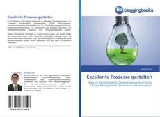 Exzellente Prozesse gestalten kitap kapağı
