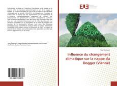 Couverture de Influence du changement climatique sur la nappe du Dogger (Vienne)