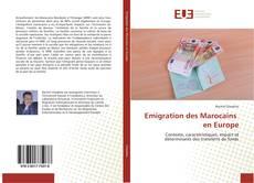 Borítókép a  Emigration des Marocains en Europe - hoz
