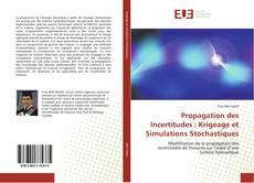 Couverture de Propagation des Incertitudes : Krigeage et Simulations Stochastiques