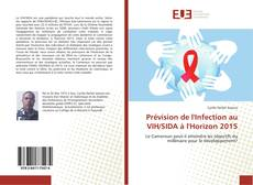 Prévision de l'Infection au VIH/SIDA à l'Horizon 2015的封面