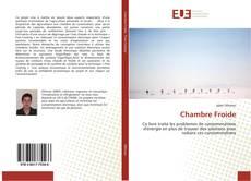 Capa do livro de Chambre Froide