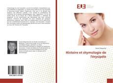 Buchcover von Histoire et étymologie de l'érysipèle