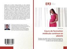 Обложка Cours de formation médicale continue en obésité