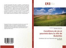 Bookcover of Conditions de vie et pauvreté dans la ville de Butembo