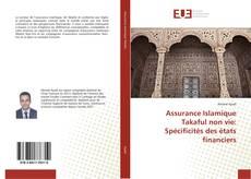 Bookcover of Assurance Islamique Takaful non vie: Spécificités des états financiers