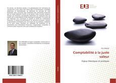 Couverture de Comptabilité à la juste valeur