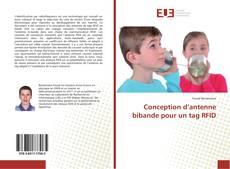 Conception d'antenne bibande pour un tag RFID kitap kapağı