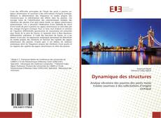 Bookcover of Dynamique des structures