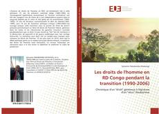 Bookcover of Les droits de l'homme en RD Congo pendant la transition (1990-2006)