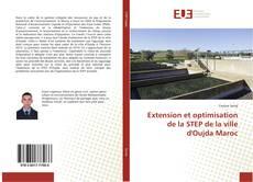 Capa do livro de Extension et optimisation de la STEP de la ville d'Oujda Maroc