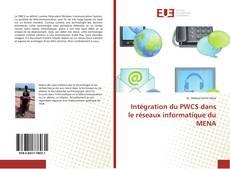 Capa do livro de Intégration du PWCS dans le réseaux informatique du MENA