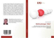 "Bookcover of Méthodologie ""DEA"""