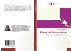 Bookcover of Discours et Argumentation