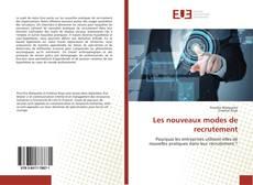 Buchcover von Les nouveaux modes de recrutement
