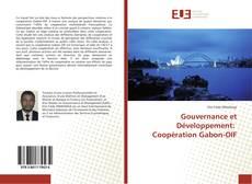Portada del libro de Gouvernance et Développement: Coopération Gabon-OIF