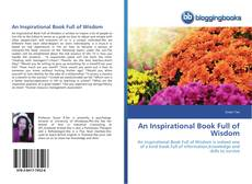 Capa do livro de An Inspirational Book Full of Wisdom