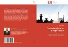 Bookcover of Consociativisme et   dialogue social