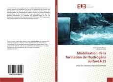 Bookcover of Modélisation de la formation de l'hydrogène sulfuré H2S