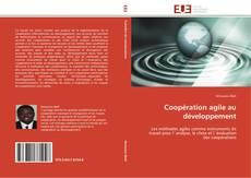 Coopération agile au développement kitap kapağı