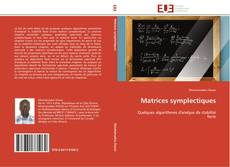 Bookcover of Matrices symplectiques