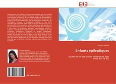 Buchcover von Enfants épileptiques