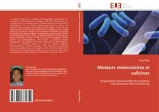 Buchcover von Moteurs moléculaires et colicines