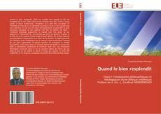 Bookcover of Quand le bien resplendit