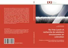 Buchcover von No Free Lunch et recherche de solutions structurantes en coloration