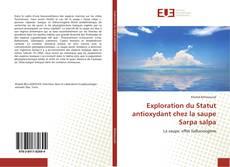 Exploration du Statut antioxydant chez la saupe Sarpa salpa kitap kapağı