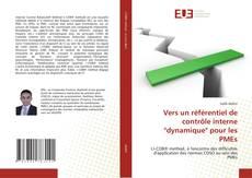 """Borítókép a  Vers un référentiel de contrôle interne """"dynamique"""" pour les PMEs - hoz"""
