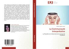 Bookcover of La Communauté Interprétative